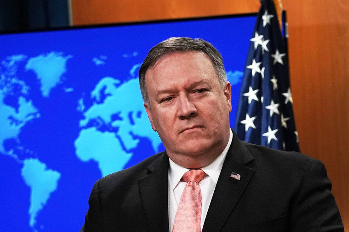 پمپئو: فشارهای آمریکا بر سوریه ادامه می یابد